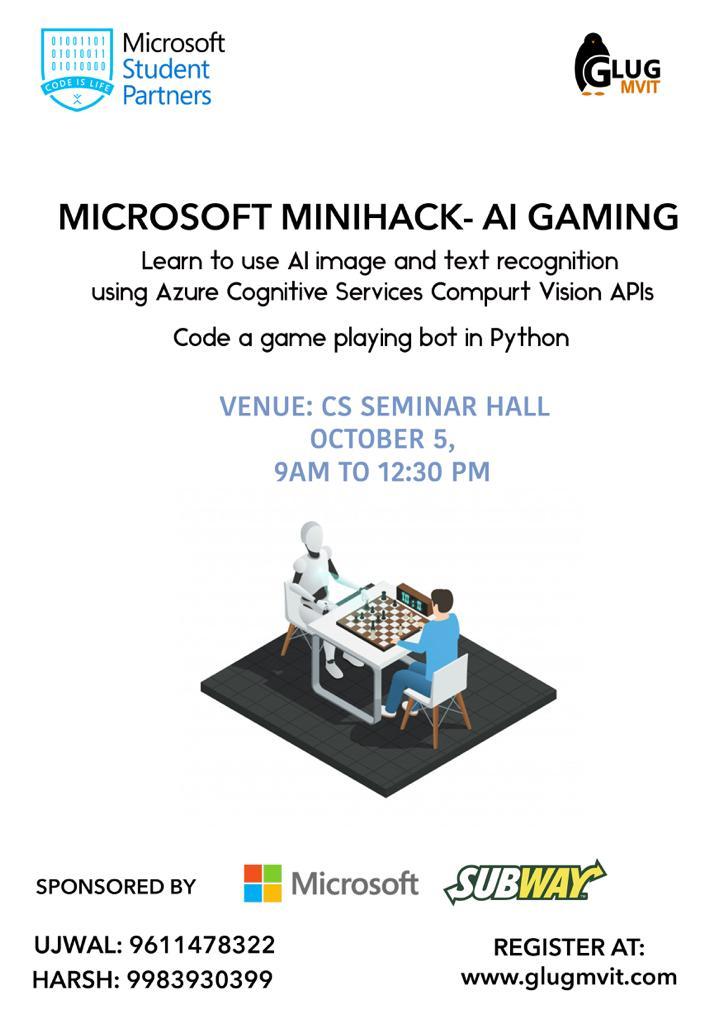 Microsoft Minihack - AI Gaming