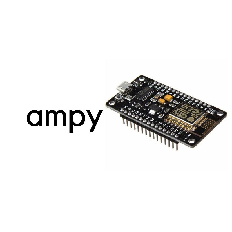 Getting Started with ampy